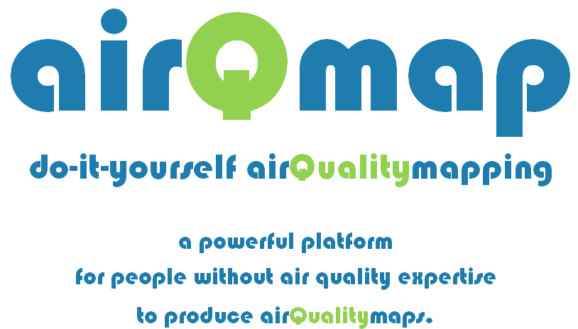 airQmap do it your self airQualityMapping